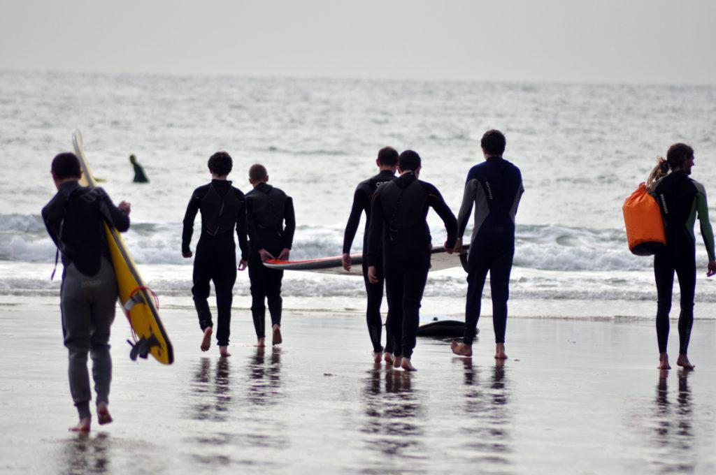 Corsi di Surf in Liguria
