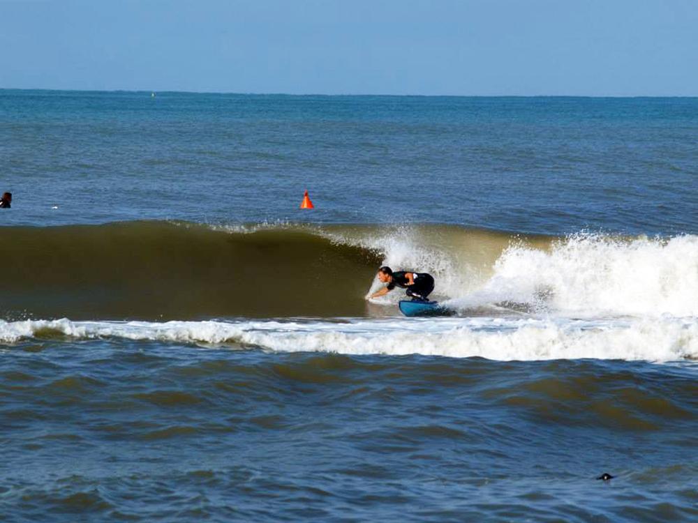 Corsi di Surf in Liguria, Fiumaretta al Kau Kau Club
