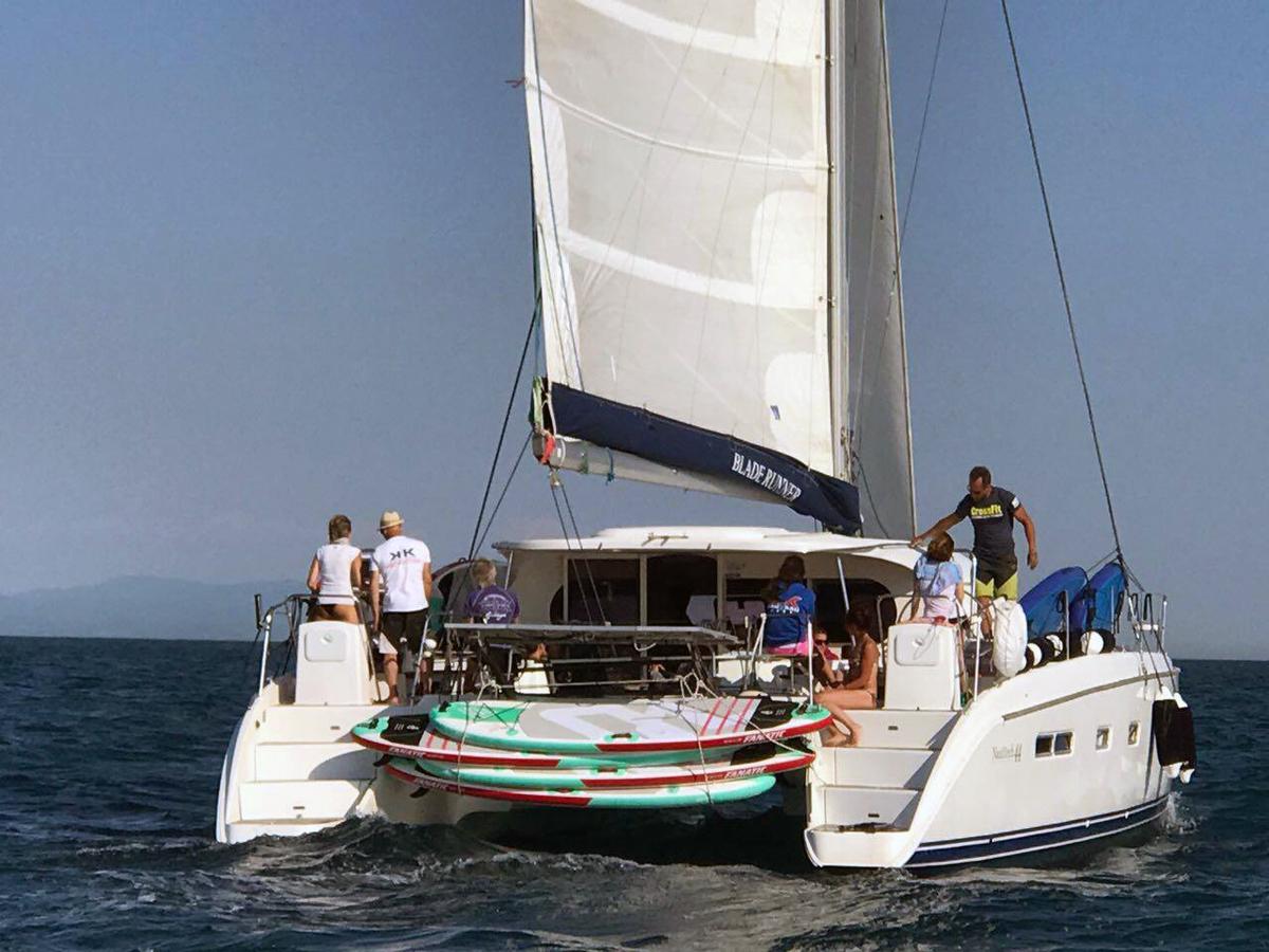 Escursione Catamarano Palmaria