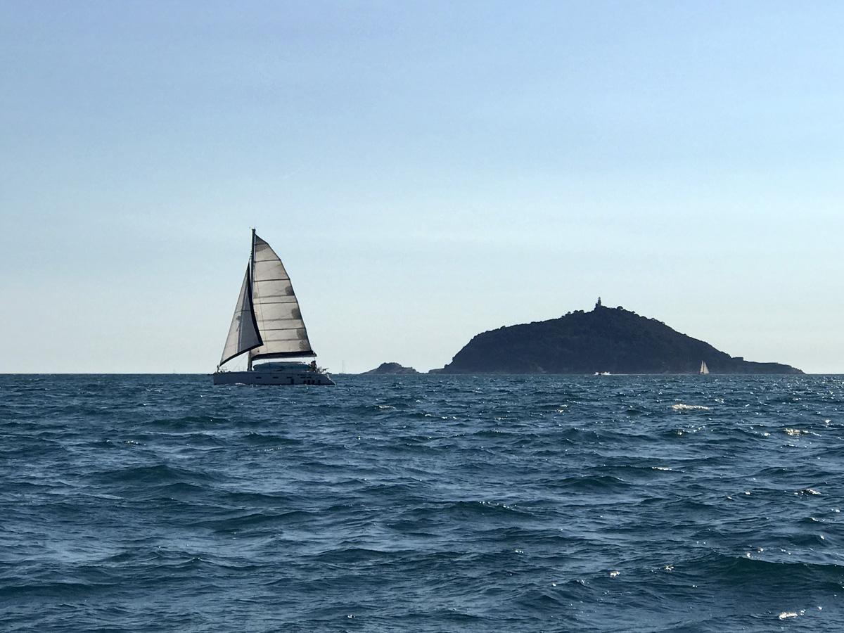 kau kau club catamarano escursione portovenere
