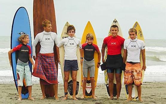 Scuola di surf kaukau 2